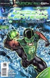 Green Lantern Vol 5 #13 Combo Pack With Polybag (Rise Of The Third Army Tie-In)