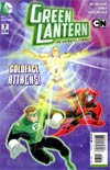 Green Lantern The Animated Series #7