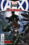 AVX Consequences #4 1st Ptg Regular Salvador Larroca Cover