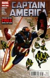 Captain America Vol 6 #18 Regular Steve Epting Cover