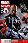 Marvel Now Point One #1 Regular Adi Granov Cover