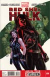 Red She-Hulk #58 1st Ptg Regular Carlo Pagulayan Cover