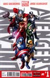 Uncanny Avengers #1 Regular John Cassaday Cover