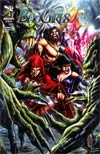 Grimm Fairy Tales Bad Girls #4 Cover A Mike Lilly