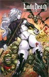 Lady Death Vol 3 #19 Surrounded Cover