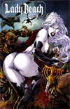 Lady Death Vol 3 #22 Regular Renato Camilo Cover