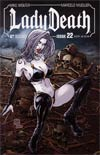 Lady Death Vol 3 #22 Sultry Cover