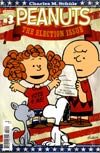 Peanuts Vol 3 #3 Regular Charles M Schulz Cover