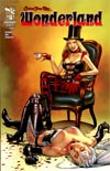 Grimm Fairy Tales Presents Wonderland Vol 2 #4 Cover A Sean Chen