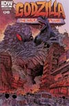 Godzilla Half-Century War #3 Regular James Stokoe Cover