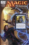 Magic The Gathering Path Of Vengeance #1 Regular Dan Scott Cover