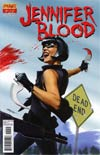 Garth Ennis Jennifer Blood #20