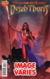 Warlord Of Mars Dejah Thoris #20 Regular Cover (Filled Randomly With 1 Of 2 Covers)