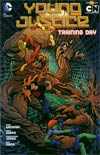 Young Justice Vol 2 Training Day TP