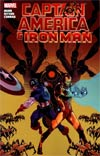 Captain America And Iron Man TP