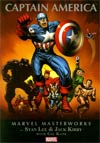 Marvel Masterworks Captain America Vol 2 TP Book Market Edition
