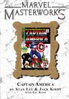 Marvel Masterworks Captain America Vol 2 TP Direct Market Edition
