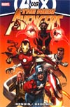 New Avengers By Brian Michael Bendis Vol 4 HC
