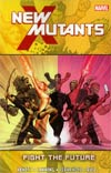 New Mutants Vol 7 Fight The Future TP