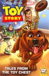 Toy Story Tales From The Toy Chest TP Digest