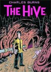 Charles Burns The Hive HC Bookplate Edition