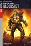 Valiant Masters Bloodshot Vol 1 Blood Of The Machine HC