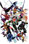 X-Men Legacy By Mark Brooks Poster