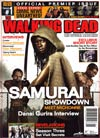 Walking Dead The Official Magazine #1 Newsstand Edition