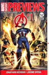 Marvel Previews #110 October 2012