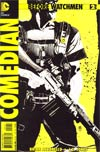 Before Watchmen Comedian #2 Incentive Tim Bradstreet Variant Cover