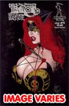 Tarot Witch Of The Black Rose #75 Regular Edition