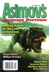 Asimovs Science Fiction Vol 36 #9 Sep 2012
