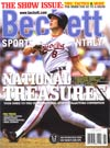 Beckett Sports Card Monthly #329 Vol 29 #8 Aug 2012