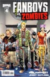 Fanboys vs Zombies #4 Regular Cover A Humberto Ramos