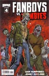 Fanboys vs Zombies #4 Regular Cover B Khary Randolph