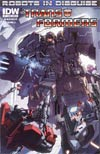 Transformers Robots In Disguise #7 Regular Cover B