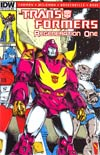 Transformers Regeneration One #81 Regular Cover B