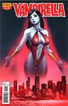 Vampirella Vol 4 #19 Regular Ale Garza Cover