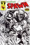 Spawn #222 Incentive Todd McFarlane Sketch Cover