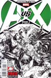 Avengers vs X-Men #2 6th Ptg Jim Cheung Variant Cover
