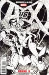 Avengers vs X-Men #9 Incentive Ryan Stegman Sketch Cover