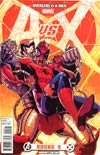 Avengers vs X-Men #9 Cover F Incentive Ryan Stegman Variant Cover