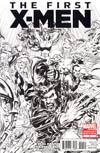 First X-Men #1 Incentive Neal Adams Sketch Cover