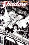 Shadow Vol 5 #4 Incentive Sean Chen Black & White Cover