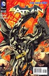 Batman Vol 2 #12 Variant Bryan Hitch Cover