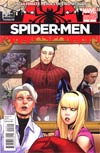 Spider-Men #4 Incentive Sara Pichelli Variant Cover