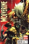 Wolverine Vol 4 #311 Incentive Leinil Francis Yu Variant Cover