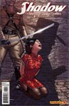 Shadow Vol 5 #4 Regular Howard Chaykin Cover