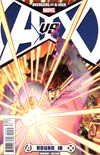 Avengers vs X-Men #10 Incentive Adam Kubert Variant Cover