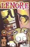 Lenore Vol 2 #6 Fridge Cover